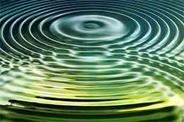 Как появляются полости, заполненные водой