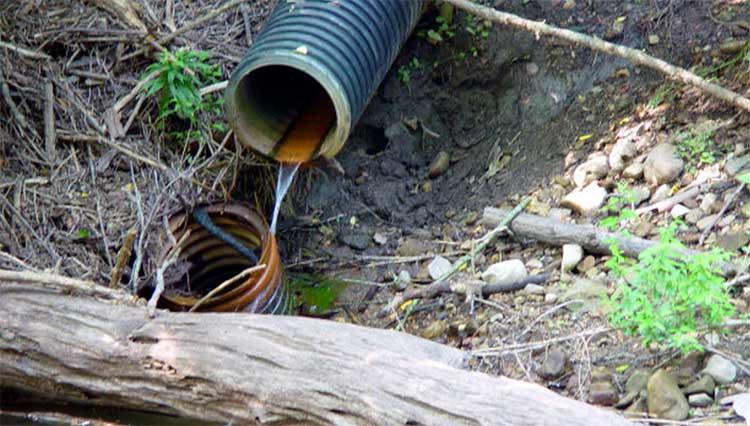 Ливниевые канализации делятся на два типа точечные и линейные