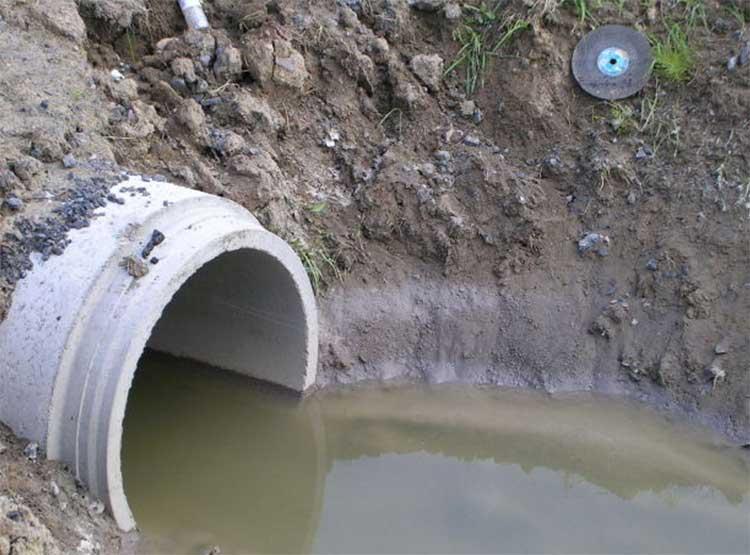 Основные элементы канализационной системы