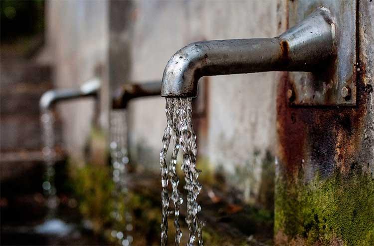 В чем состоит преимущество очистки воды с помощью аэрации