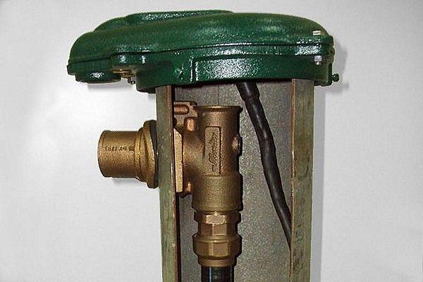 Адаптер для скважины: установка своими руками